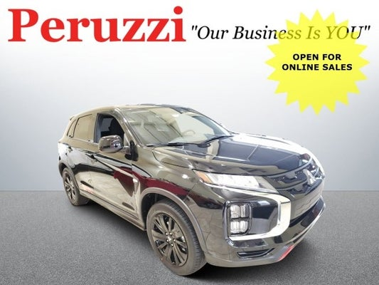 2020 Mitsubishi Outlander Sport Black Edition 2 0 Philadelphia Pa Hatfield Fairless Hills Woodbourne Pennsylvania Ja4ap3au4lu019516